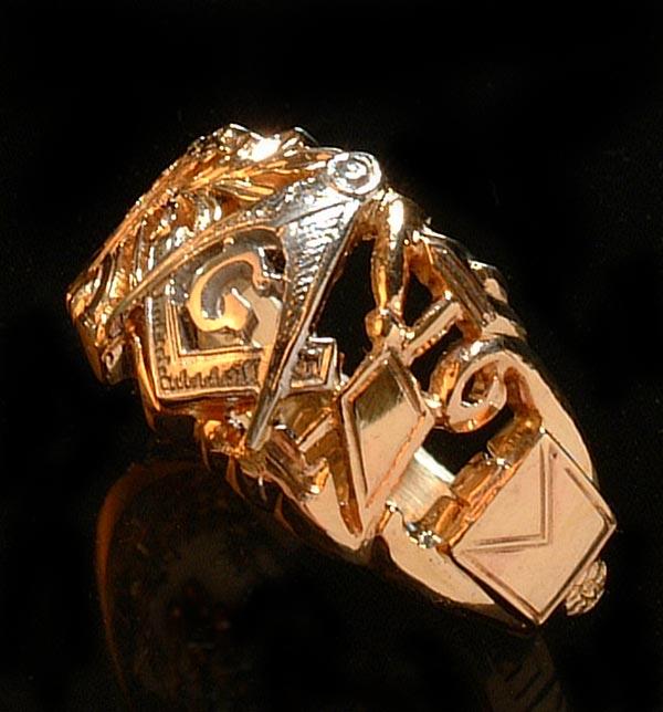 beautiful wedding rings masonic acacia pendantgold